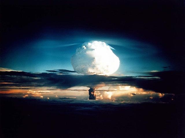 La bomba de hidrógeno pudo haber marcado el inicio de la «Era del Hombre»