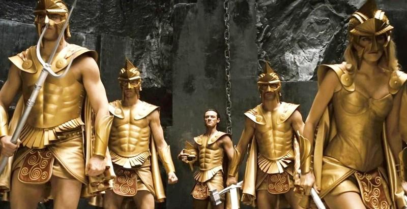 Escena de la película «Inmortals» (2011)
