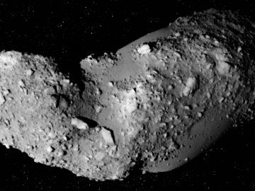 Investigadores encuentran agua en muestras del asteroide Itokawa
