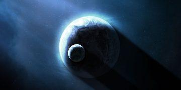La formación de la Luna originó el agua en la Tierra