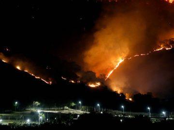 Más de 20.000 incendios afectan a México el último fin de semana. El aire se vuelve irrespirable