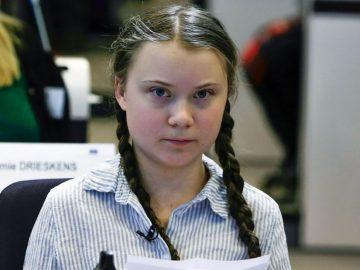 «Mientras nuestros padres debaten el final de Juego de Tronos, el planeta se quema», dice Greta Thunberg