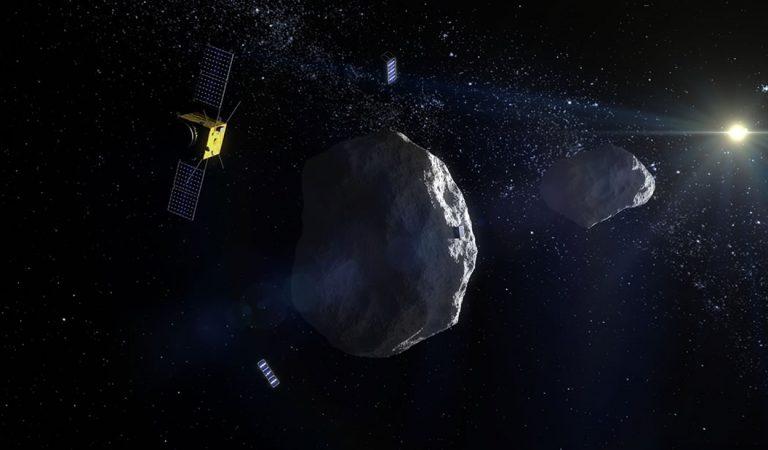 NASA desviará un asteroide en 2022 usando tecnología de defensa planetaria