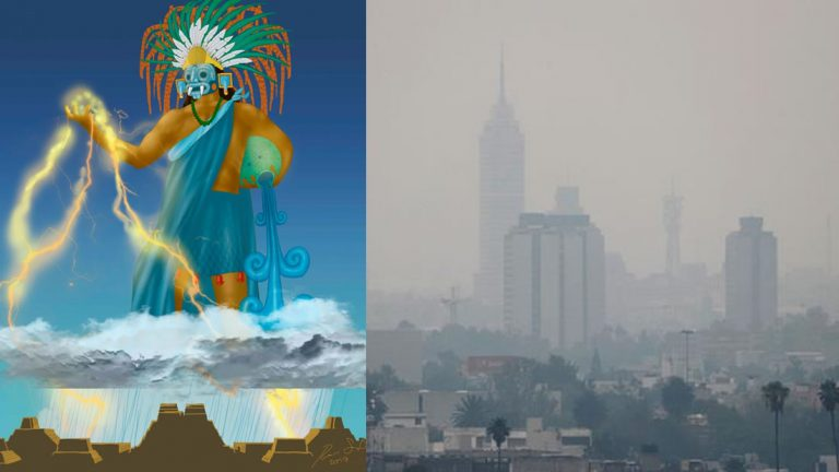 ¿Ocurrió el milagro en México? Pidieron a Tláloc, el dios de la lluvia, que llueva... y llovió