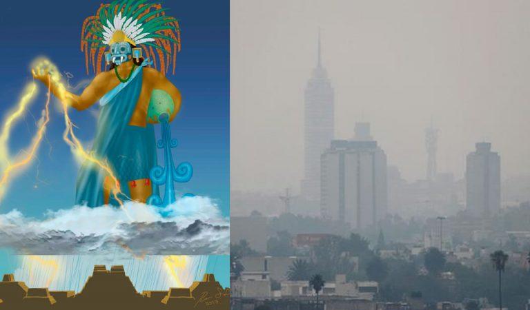 ¿Ocurrió el milagro en México? Pidieron a Tláloc, el dios de la lluvia, que llueva… y llovió