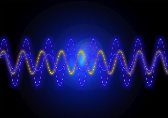 Ondas de sonido (ilustración)
