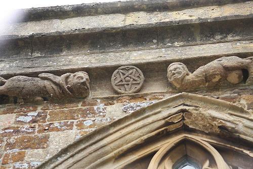 Iglesia de Santa María, Adderbury, Inglaterra