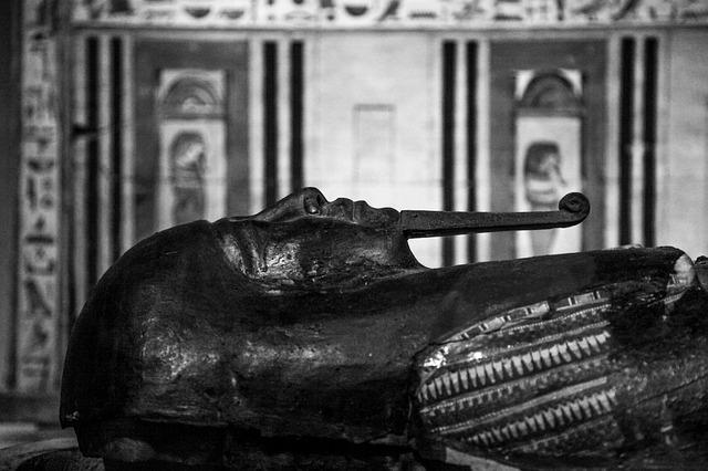 Sarcófago egipcio