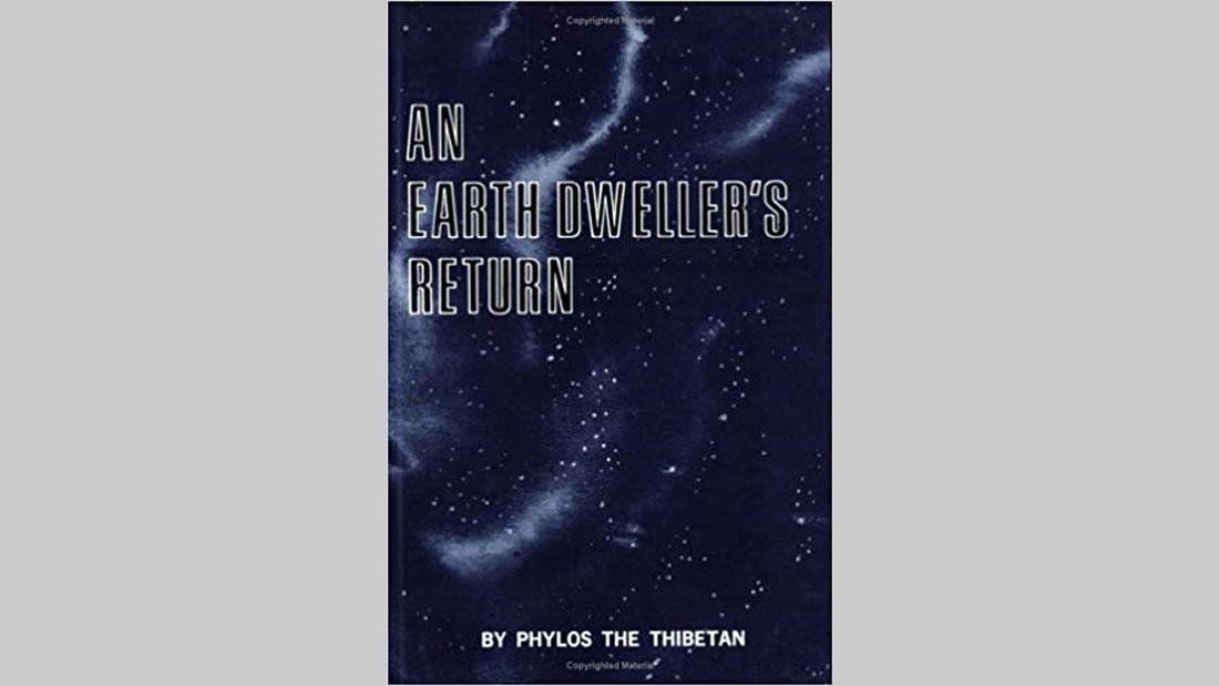 Libro «An Earth Dweller Return» (segunda parte de Phylos el Tibetano)