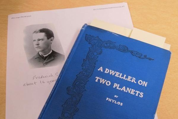 Frederick Spencer Oliver y su mítico libro, Phylos el Tibetano. Un Habitante de Dos Planetas o la División del Camino