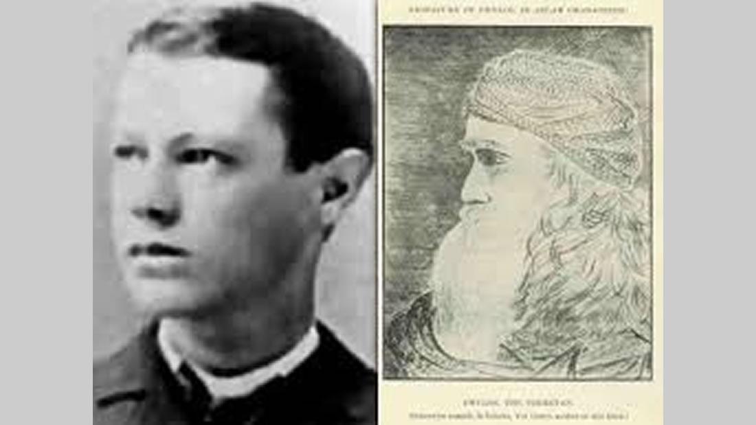 Frederick Spencer Oliver y su mentor espiritual el enigmático Phylos el Tibetano
