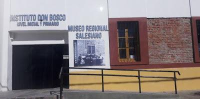 Museo Regional Salesiano de Rawson, Chubut, sur argentino donde se atesora la extraña colección