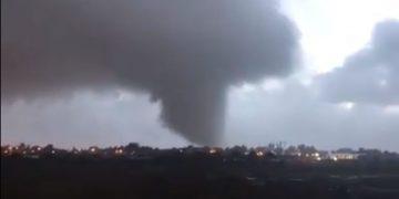 Poderoso tornado ha golpeado la región de Bío Bío en Chile
