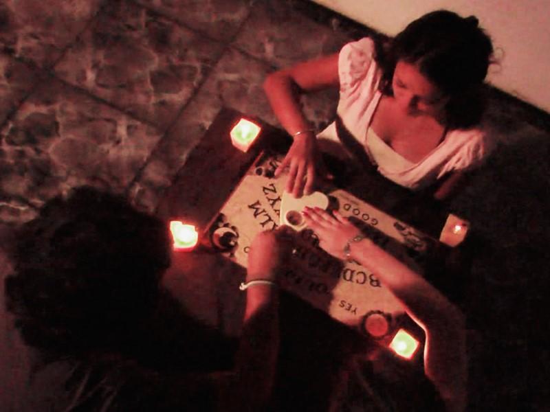 Dramatización Ouija