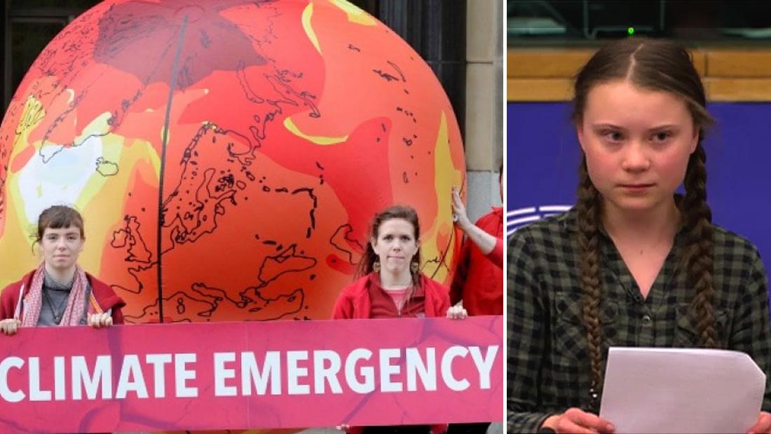 Reino Unido declara el cambio climático como emergencia nacional