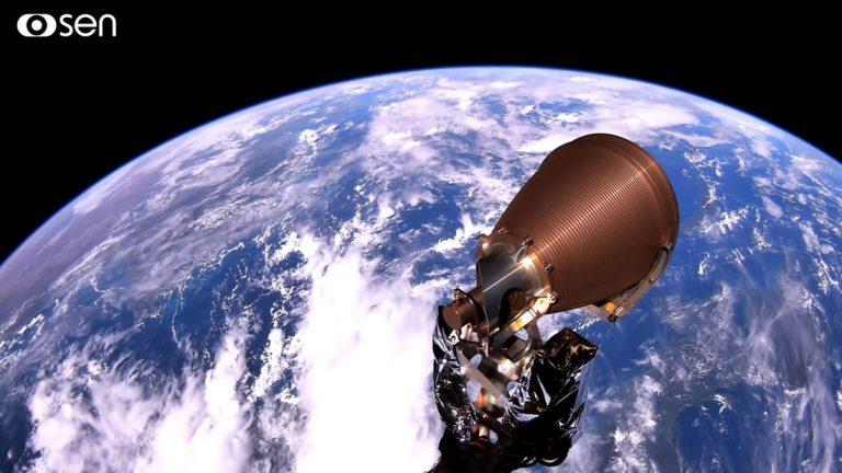 Satélite ruso transmite imágenes de la Tierra en 4K