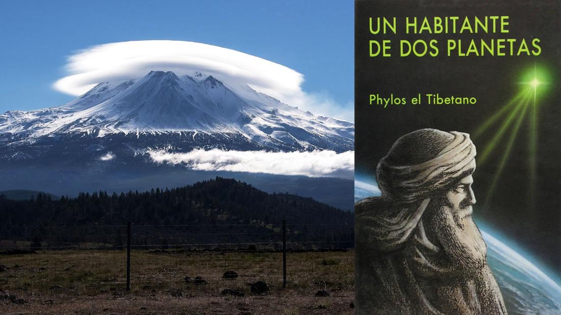 Secretos no revelados del Monte Shasta – La Historia de Phylos el Tibetano