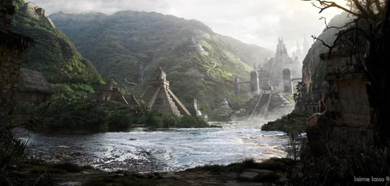 Una serie de los Mayas al estilo «Señor de los Anillos» se está preparando para Netflix