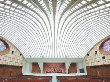 Símbolos Illuminati y satánicos en iglesias: el Ojo que todo lo ve, la serpiente y más