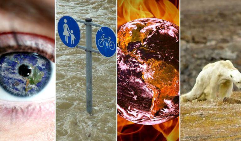 Solo nos quedan 11 años para evitar la catástrofe climática del planeta y nuestra extinción