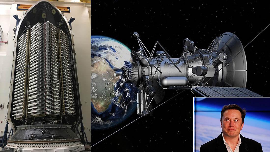 Elon Musk lanzará 60 satélites para transmitir Internet de alta velocidad al mundo