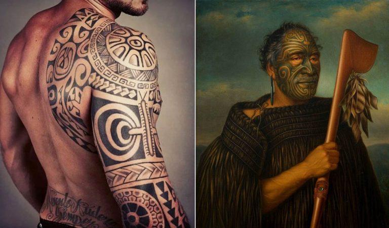 Tatuajes maoríes y sus fuerzas ocultas: animismo y chamanismo en el arte corporal