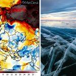 El norte de Rusia alcanza los 29 °C de temperatura el último fin de semana