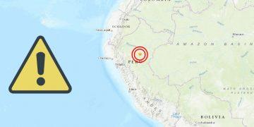 Terremoto de 8 grados golpea a Perú y parte de Brasil, Colombia y Ecuador