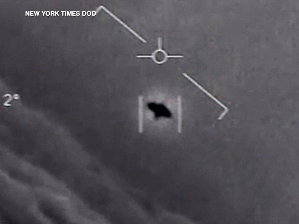 Aeronave denominada «Tic Tac» vista por pilotos mientras realizaba maniobras imposibles para una aeronave convencional