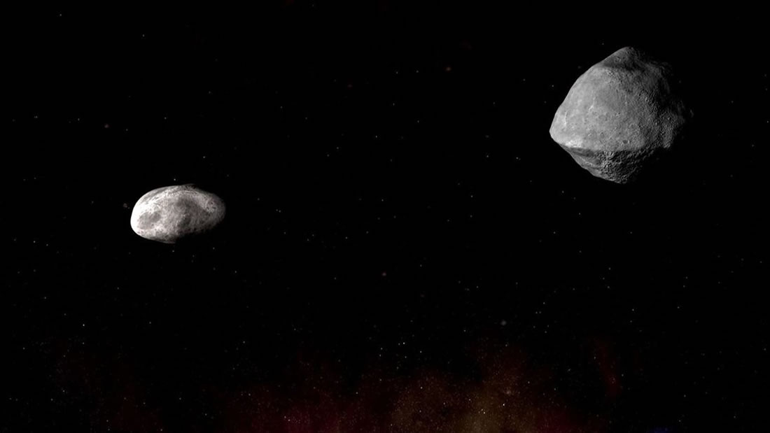 Un gigantesco asteroide de 1.5 km con «luna» propia se acercará a la Tierra este sábado