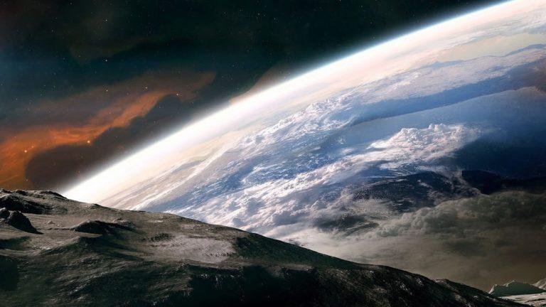 Un asteroide gigantesco pasa cerca de la Tierra en este momento