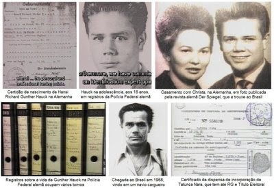 Los documentos alemanes, que prueban sus fraudes