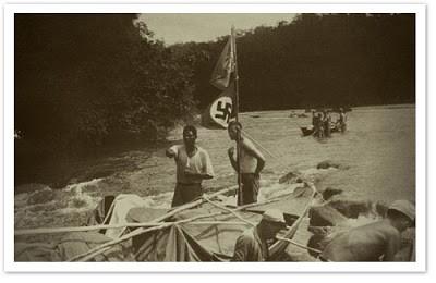El Proyecto Guyana-Jari, que durante la Segunda Guerra, permitió la entrada de nazis en el Amazonas