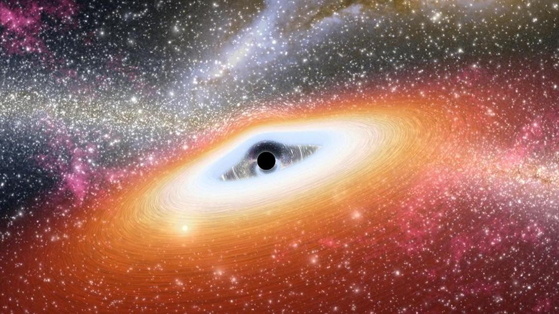 Algo está bloqueando la vista del agujero negro supermasivo de nuestra galaxia