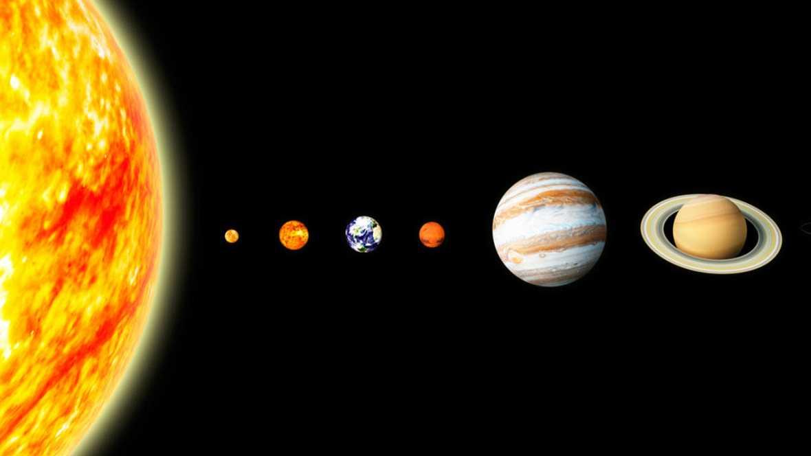 La alineación de planetas del sistema solar podría causar el ciclo solar de 11 años