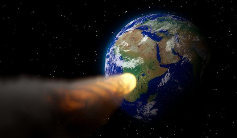Asteroide del tamaño de un automóvil explotó en la atmósfera y es detectado horas antes