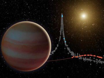 Astrónomos descifran una señal «alienígena» proveniente de otra estrella