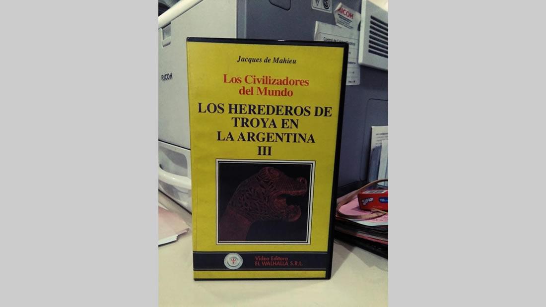 La hipótesis de Jacques de Mahieu, sobre presencia griega en Sudamérica