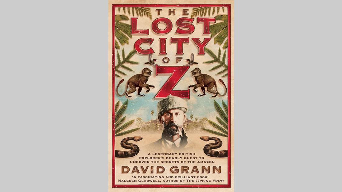 El libro de David Grann que inspiró el reciente film