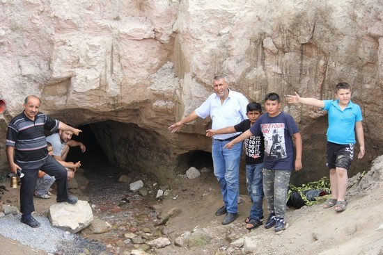 Una antigua ciudad subterránea que se extiende bajo Turquía por varios kilómetros ha sido hallada