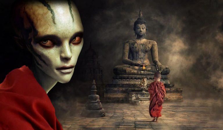 Dalai Lama se refiere a los alienígenas como «visitantes de otras galaxias que son como nosotros»