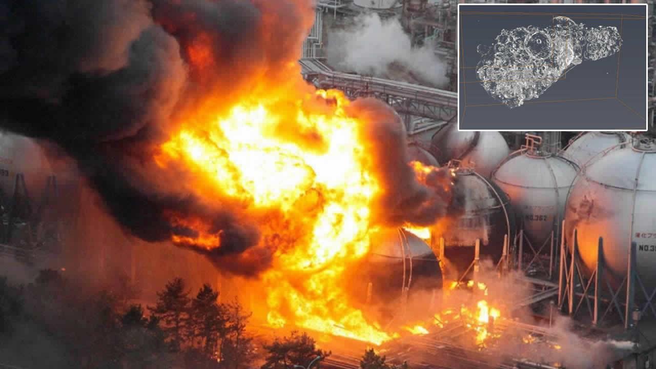 Detectan material del reactor nuclear de Fukushima en el medio ambiente