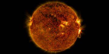 El misterioso ciclo de 11 años del Sol parece ser impulsado por la alineación de los planetas
