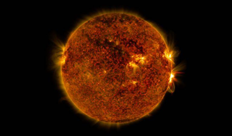 Tormentas solares podrían ser causadas por alineamiento de planetas