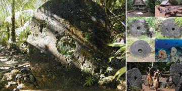 Estas monedas gigantes en una isla del Pacífico simbolizaban dinero como el actual bitcoin
