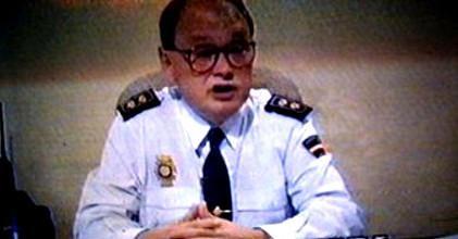 El Inspector José Pedro Negri fue testigo de los extraños sucesos del inmueble de la calle Luis Marin