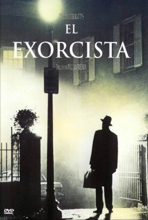 La película El Exorcista, de William Friedkin