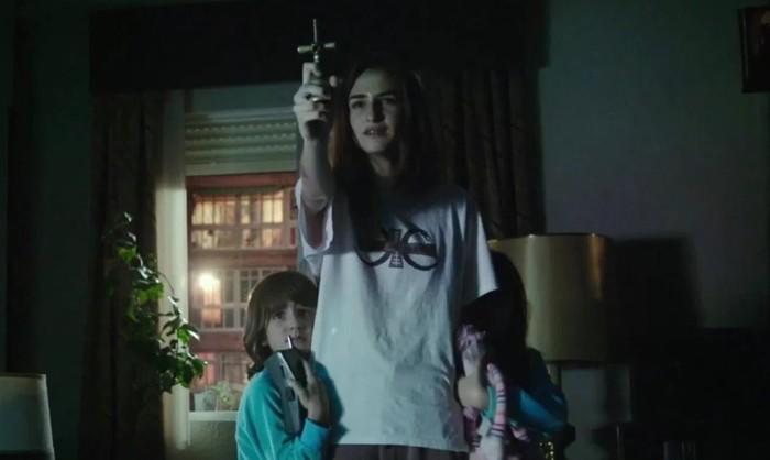 La película «Verónica» del director Paco Plaza (2017) está basada en el caso Vallecas refleja parcialmente lo que ocurrió en la realidad