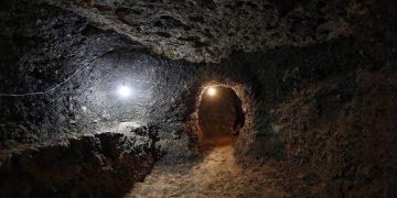 Hallan una ciudad subterránea de 800 años de antigüedad en Irán