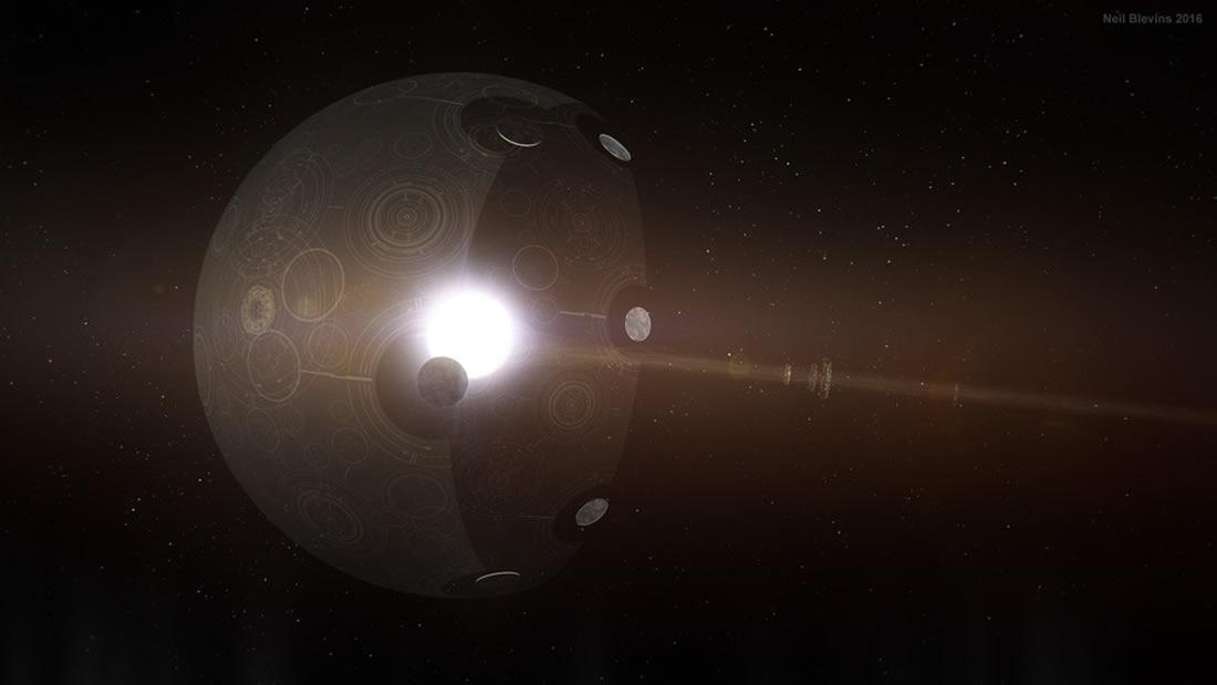 ¿Han hallado los astrónomos una Esfera de Dyson?